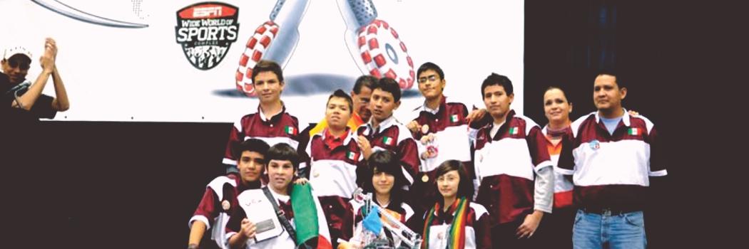 Round Up - 2010 - Trofeo de Segundo Lugar Internacional Nivel Preparatoria